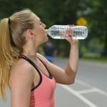 水を飲んで体のリセット